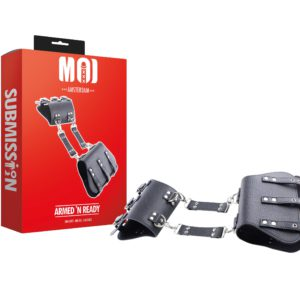 Armed 'N Ready   Arm Cuffs - One Size - Ajustable