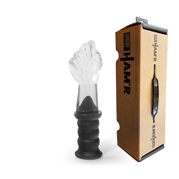HAM'R | Kulak Clear | Black | 24.5 cm.